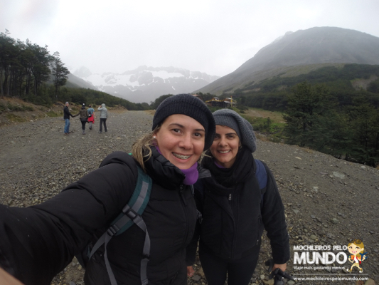 Mini-treking no Glaciar Martial3212